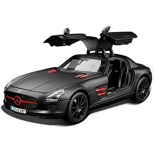 min min Automodell 1:18 Druckguss-Modell Auto/kompatibel mit Mercedes-Benz/Sportwagen-Rennmodell-Sammlung Geschenke...