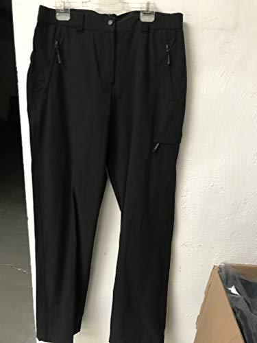 Hot Sportswear Thermohose Damen Oregon in Kurzgrößen (schwarz, 24)