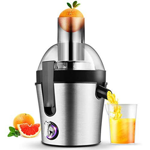 Multi-functional Juicer Household Automatic Fruit And Vegetable Raw Juicer Slag Separation Juice Machine Stainless Steel