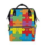 XiangHeFu, Unisex, Erwachsene (nur Gepäck) Daypack Image 53 11(L) x7.8(W) x15(H) Inches