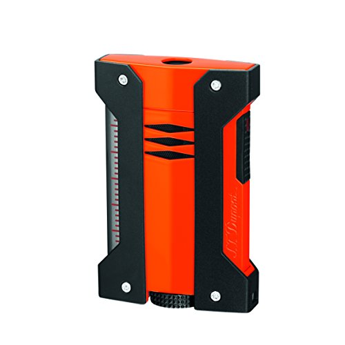 S.T. Dupont defi extreme orange lighter