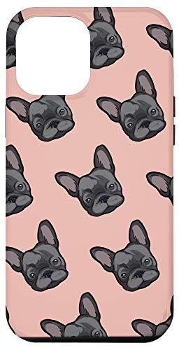 iPhone 12 Pro Max Cute French Bulldog Phone Case