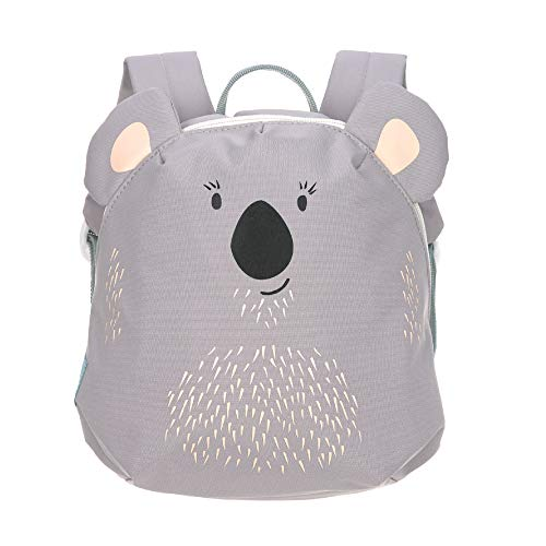 LÄSSIG Kinderrucksack für Kita Kindertasche Krippenrucksack mit Brustgurt/Tiny Backpack, About Friends Koala, 24 cm, 3,3 L