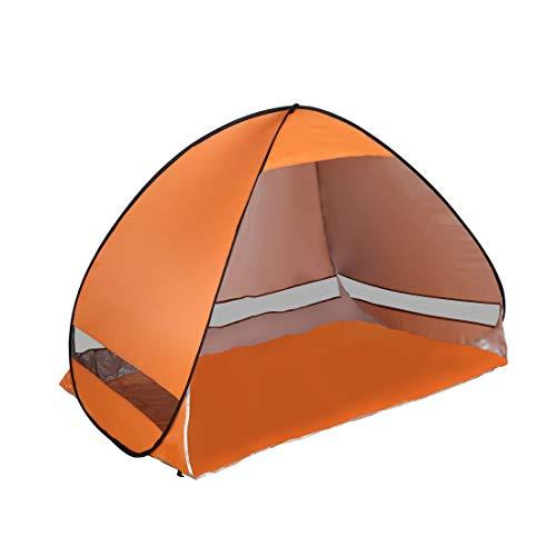 YeVhear - Tienda de campaña para exteriores para 2 o 3 personas, protección contra los rayos UV, se instala en cuestión de segundos