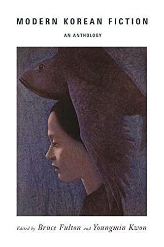 Modern Korean Fiction: An Anthology