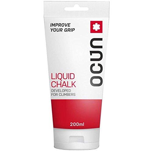 Ocun Chalk Liquid 200ml Weiß, Kletterzubehör, Größe One Size - Farbe White