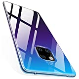 TORRAS Crystal Clear Case for Huawei Mate 20 Pro, Ultra