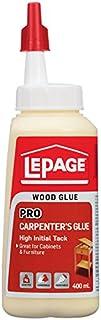 LePage Pro Carpenter's Glue, Easy Flow Bottle, 400ml (442184)