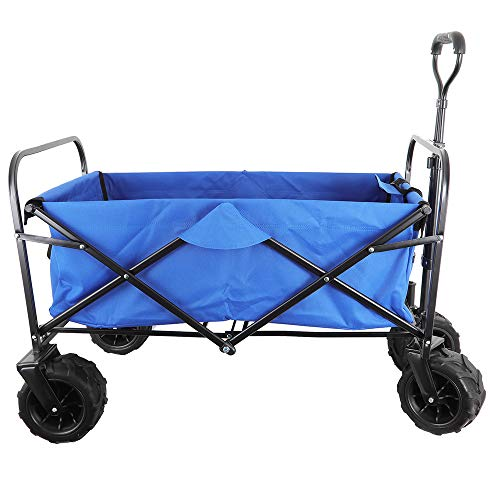 small Open, foldable, foldable universal XERATH trolley, with 360 ° off-road wheels …