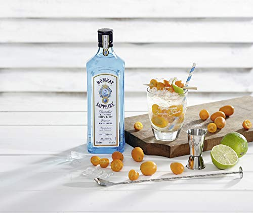 Bombay Sapphire London Dry Gin (1 x 1 l) - 3