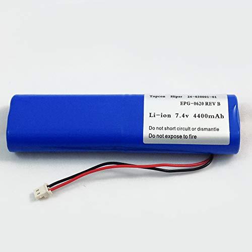 Topcon GPS Hiper Cable de alimentaci/ón J/&H PRO Nuevo cargador de bater/ía para instrumentos Toping Hiper GPS