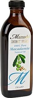 "MAMADO Aromatherapy Natural Macadamia Oil""For Skin, Nails And Hair"" 150Ml"