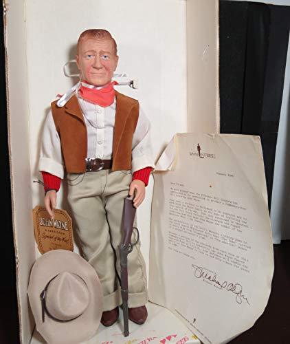 Effanbee 1981 John Wayne Commemorative Doll