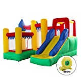 Best Bounce Houses - JAXPETY Mighty Inflatable Bounce House Castle Jumper Moonwalk Review