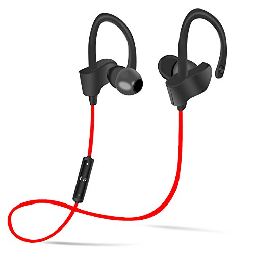 Why Choose Bluetooth Headphones,Gaosa Sport Wireless in-Earphones with Earhook 4.1 Earbuds with Micr...