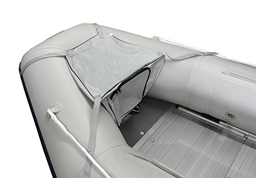 Alpuna Nautic Bugtasche und Spritzschutz für Schlauchboote vom 270-320cm Länge
