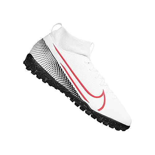 Nike Jr Mercurial Superfly Academy 7 TF Youth Turf Soccer Shoes (Numeric_5_Point_5)