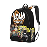 Movie Game Anime & The Loud House Character (3) Student...