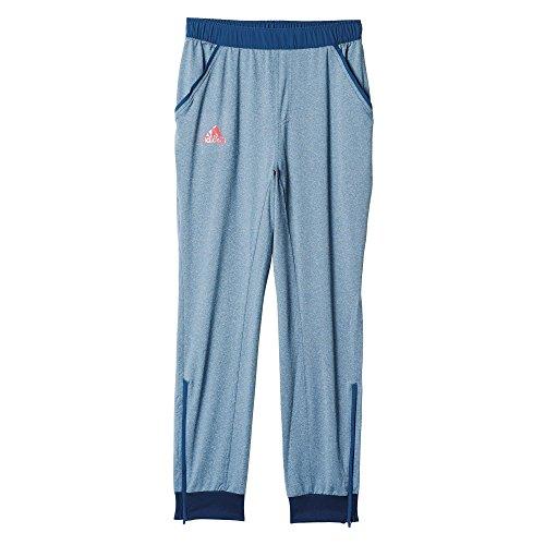 adidas Adizero Pants–Pantalón Tenis Azul Azul Oscuro Talla:XX-Large