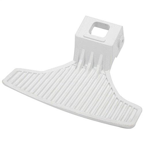 Beko Original Waschmaschinen-Türgriff in Weiß Fitment List A