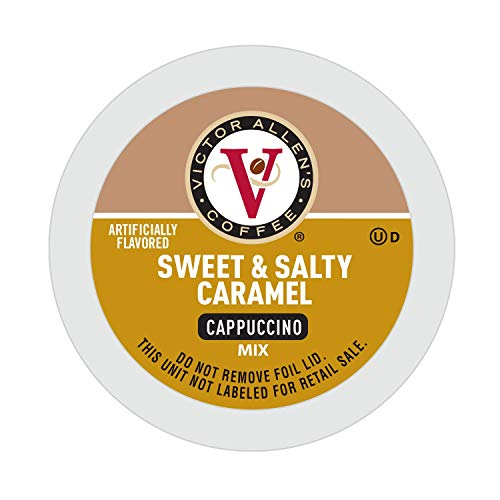 Victor Allen's Coffee Sweet and Salty Caramel...