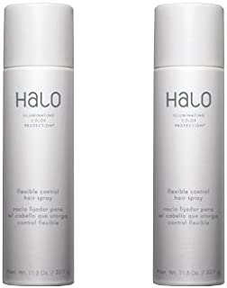 Graham Webb Halo Flexible Control Hair Spray 11.5 oz Pack of 2