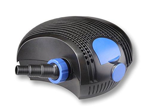 SunSun CTF-1400B SuperECO Bomba de agua para Estanque 14000l/h 120W