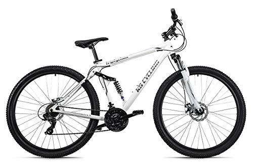 KS Cycling Mountainbike MTB Fully 29\'\' Triptychon weiß RH 51 cm