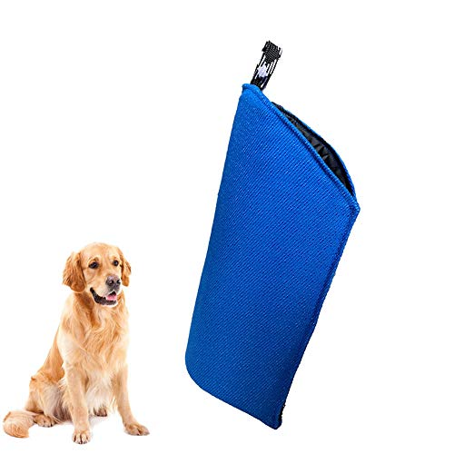 RENS Hund, reißfest, bissfest, sicher, langlebig, Dicker Handschuhe, für kleine Rassen, primäre Biss-Training