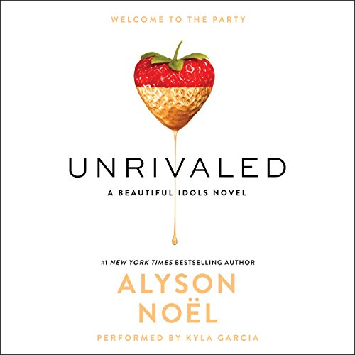Unrivaled audiobook cover art