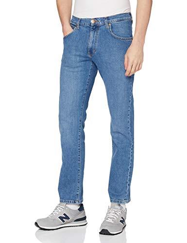 Wrangler Arizona, Jeans Straight Uomo, Blu (Fuse Blue 40d), W36/L34