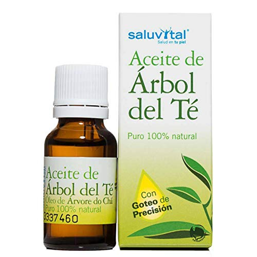 SALUVITAL ACEITE DE ARBOL DEL TE 16 ML