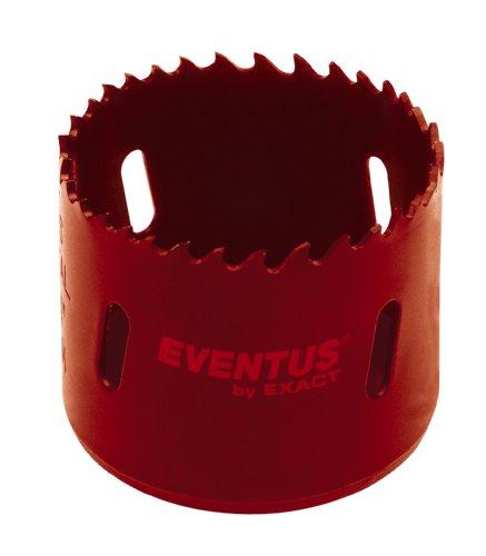 Exact 06057 Eventus - Hoja circular bimetal para sierras de corona (140 mm de diámetro)