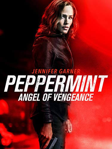Peppermint: Angel of Vengeance cover