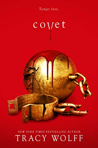 Covet (Crave Book 3) (English Edition)