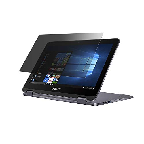 Celicious Protector de Pantalla de Privacidad de Cuádruple Vía Screen Privacy Plus para ASUS VivoBook Flip 12 TP203NA