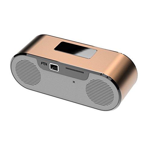 RUXMY Proyector Al Aire Libre H6000 con El Proyector Audio Portable Móvil De HD De La Oficina De Negocios del Proyector Portátil De HD Proyector
