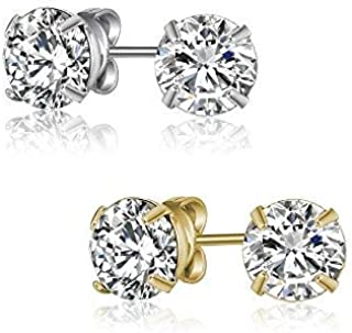 2abf1aa3f MESTIGE Classic Earring Stud Pack with Crystals from Swarovski®, Gift