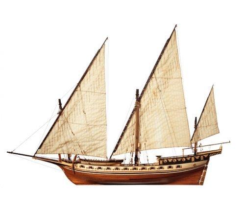 Occre - Bausatz Schiffsmodell Cazador