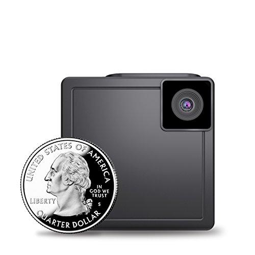 ION SnapCam le Videocamera HD, Nero