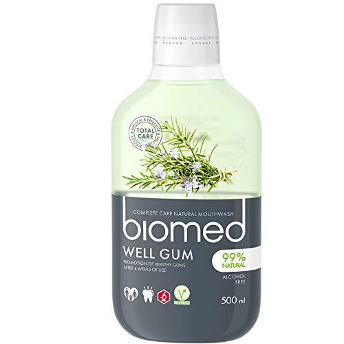 SPLAT Biomed Mouthwash, Well Gum, 500 millilitre