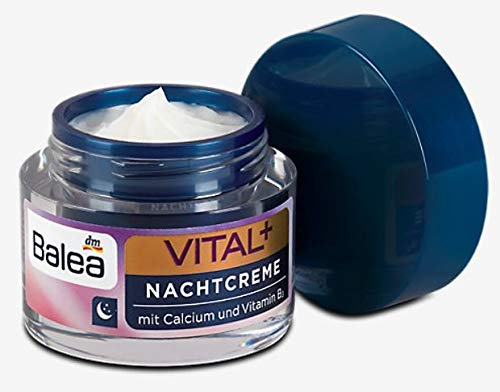 Balea Vital+ Intensive Nachtcreme, 50 ml