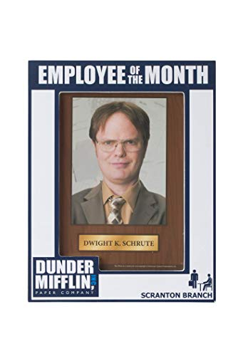 Silver Buffalo 'The Office Employee of the Month 5'' x 7'' Photo...