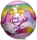me!bath unicorn magic bath bomb, 159 grams