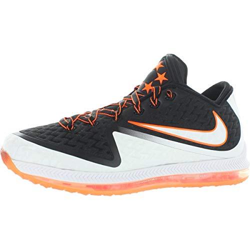 Nike Mens Field General 2 Football Performance Trainers B/W 10 Medium (D) White/Black/Total Orange