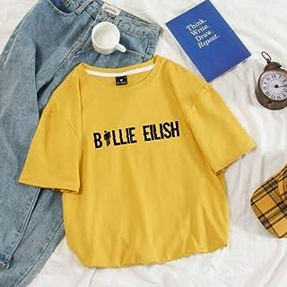T Shirts Men Letter Print Tops Fashion Harajuku Cotton Short Sleeve Couples Casual Tee Shirt