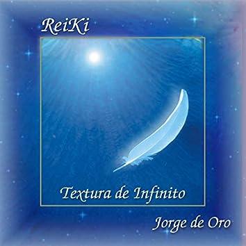 Reiki, textura del infinito