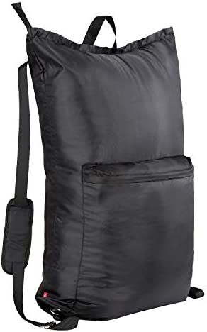 KSMA Large Laundry Bag 24 X34 with Zipper College Laundry Backpack with Zipper Pocket Heavy product image