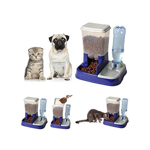 ProBache - Dispenser di acqua e crocchette automatico per cane e gatto