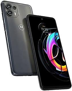 Motorola Edge 20 Lite Dual- SIM 128GB ROM + 8GB RAM (GSM Only | No CDMA) Factory Unlocked 5G Smartphone (Electric Graphit...